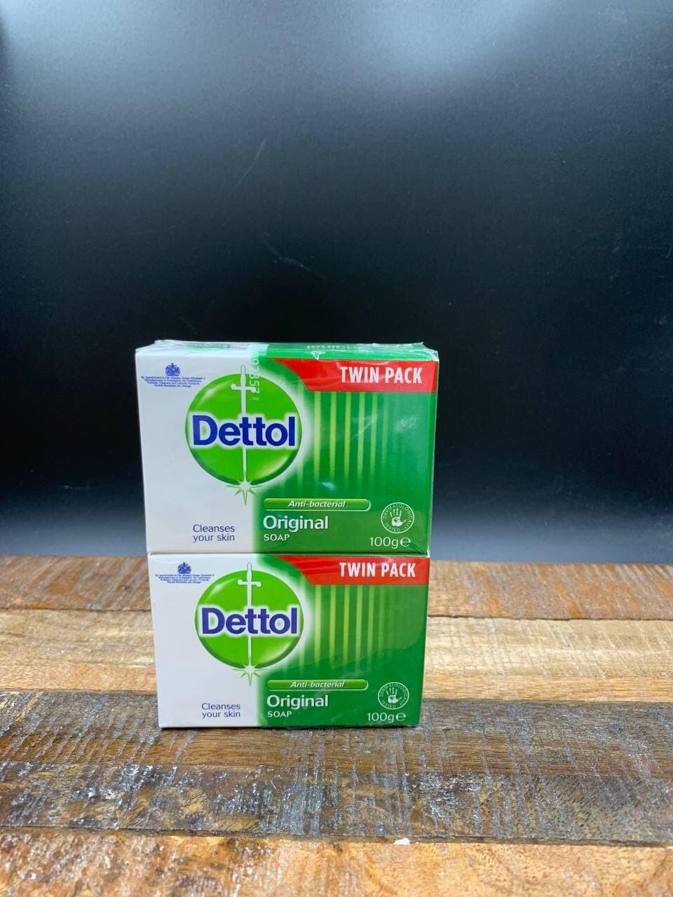 Dettol Soap Twin Pack