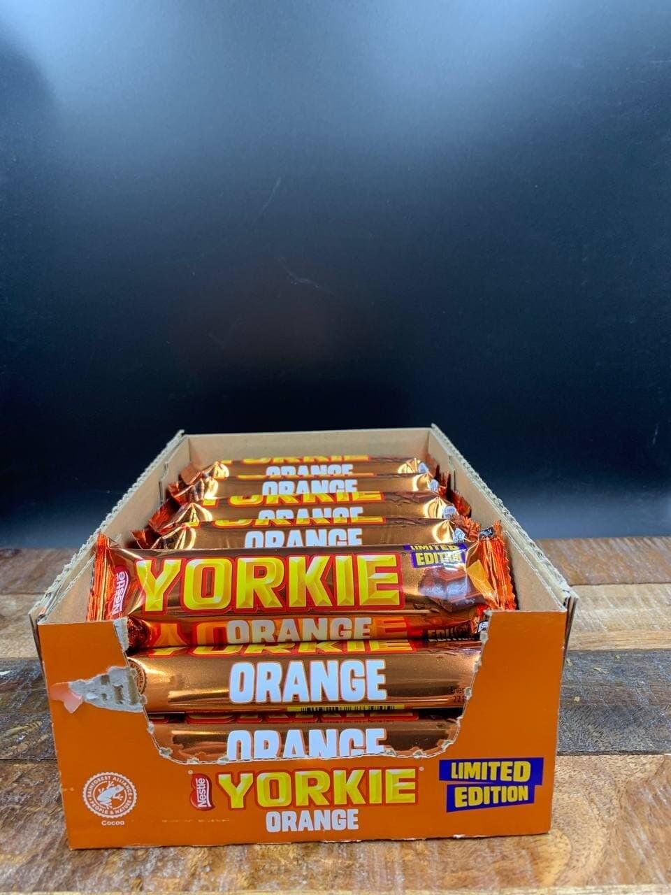 Yorkie Orange 46g