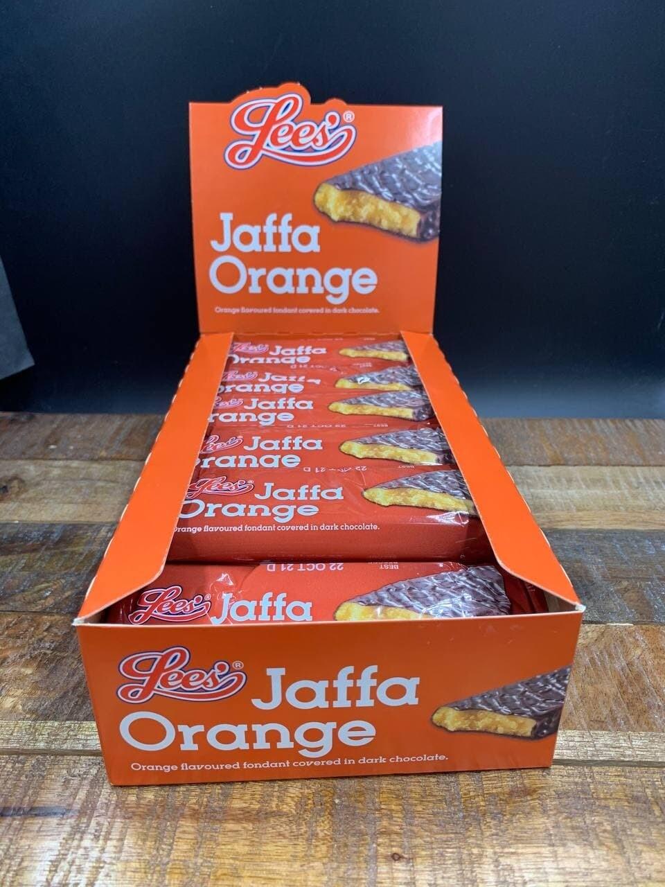 Lees Jaffa Orange 60g