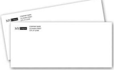 Regular #10 Envelope (with printing)