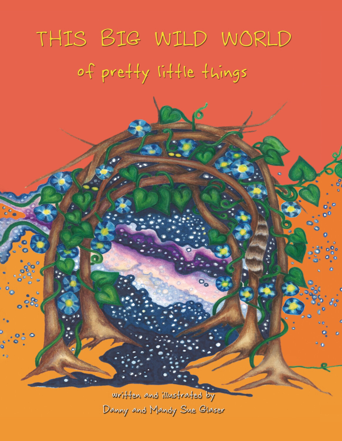 NEW RELEASE  Big Wild World of Pretty Little Things