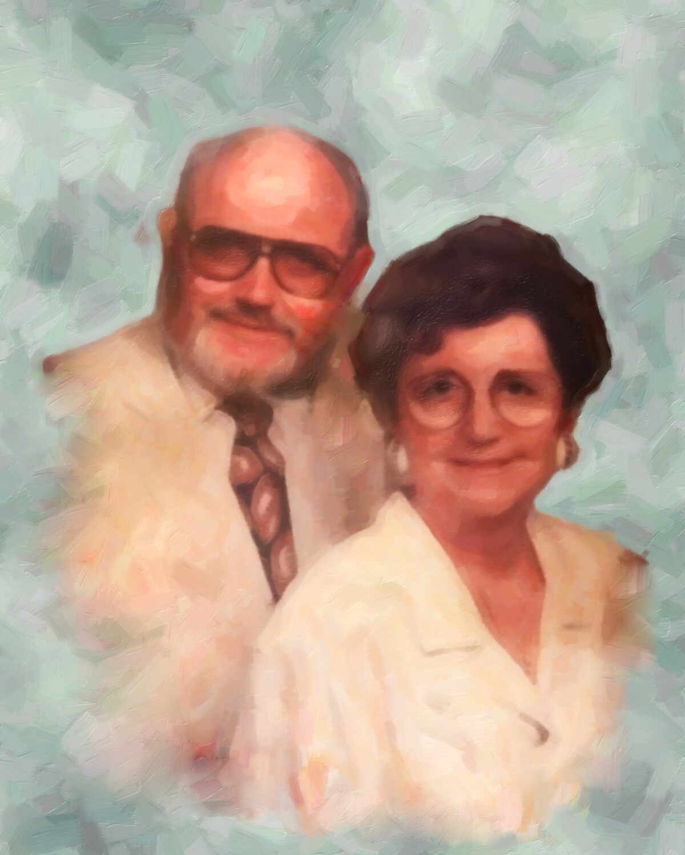 Custom Painted Portrait