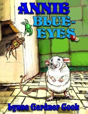 Annie Blue Eyes