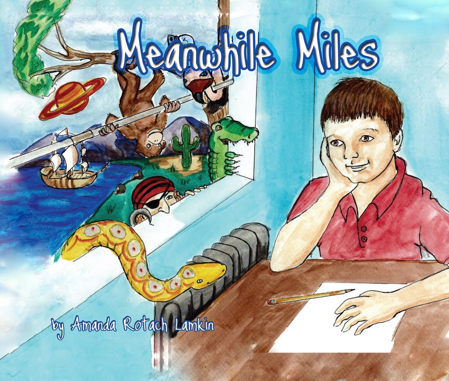 NEW RELEASE Meanwhile Miles