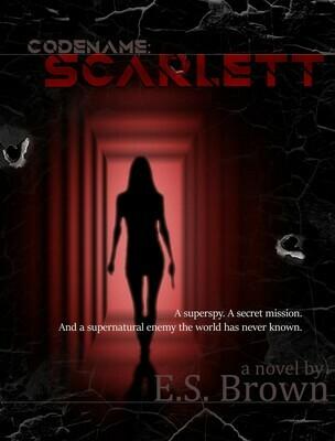 Codename: Scarlett Pre-order