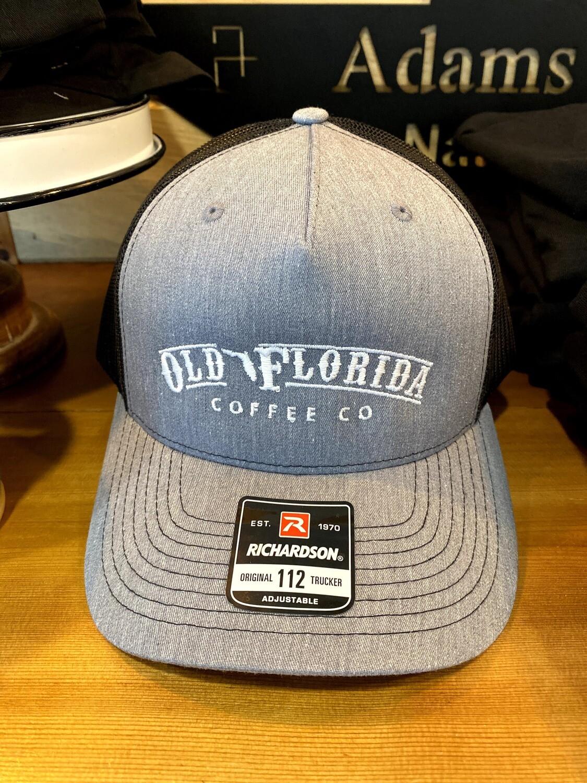 Old Florida Snap Back Trucker Hat