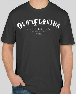 OFCC T-Shirt Charcoal
