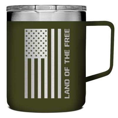 Land of the Free Thermal Mug
