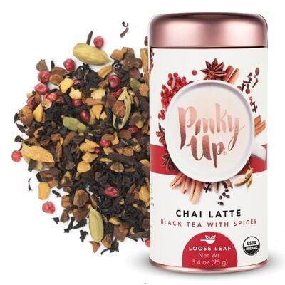 PInky Up Chai Latte Black Tea w/ Spices