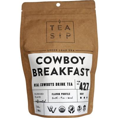Cowboy Breakfast Tea 1 oz