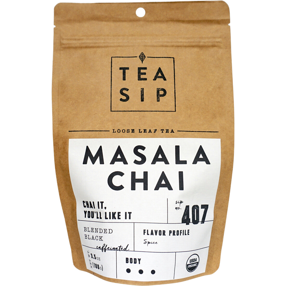 Masala Chai 3.5 oz