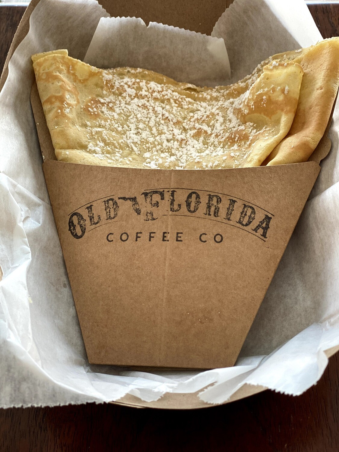 Old Trading Post Crepe