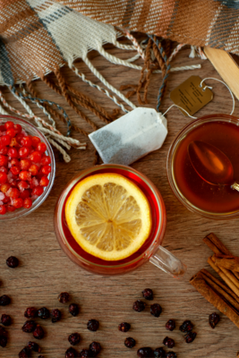 Tea: Hand Crafted