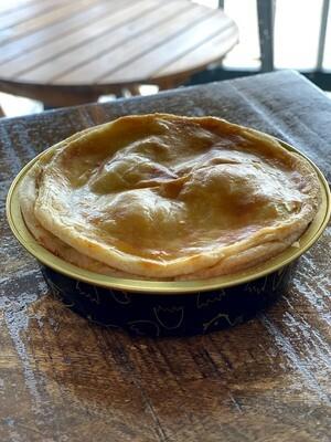 Chicken Puff Pie