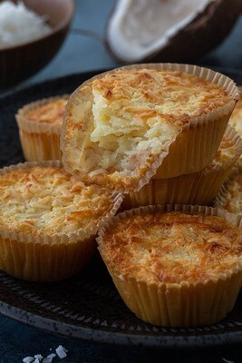 Coconut Puff Pastry