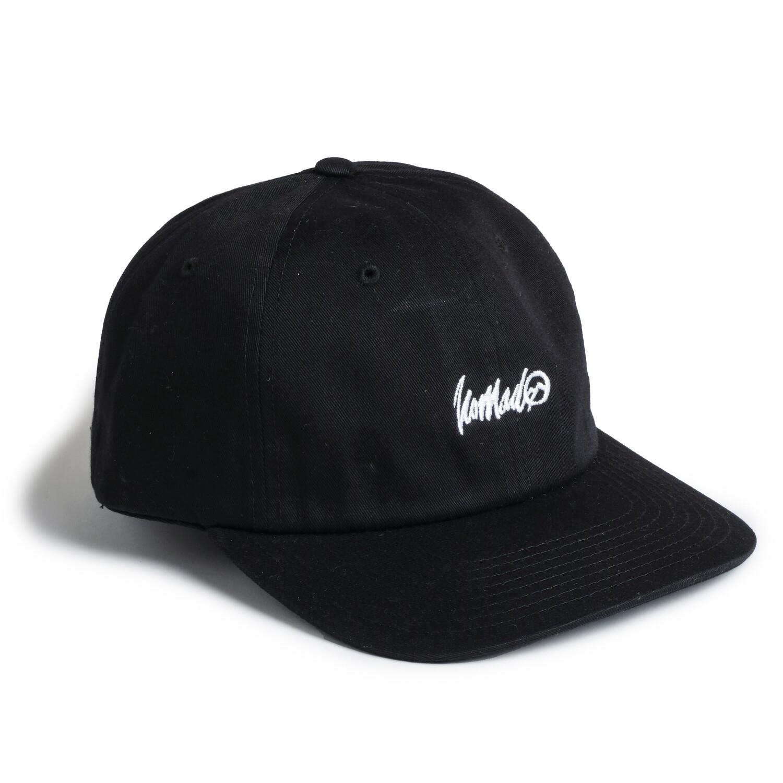 Nomad Black Strapback Hat