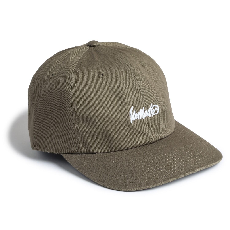 Nomad Brown Strapback Hat