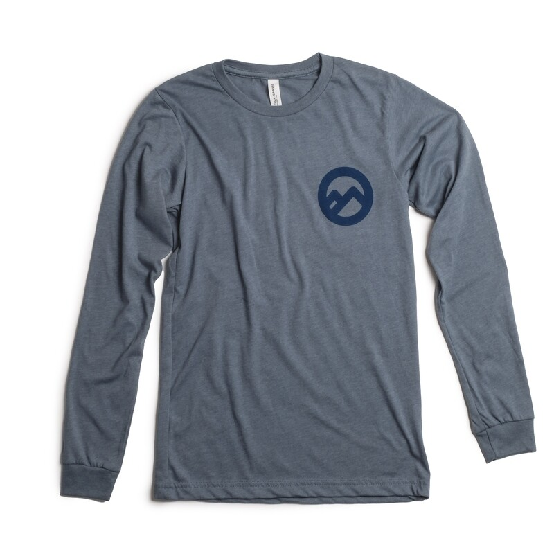 Lost/Found Long Sleeve - Blue