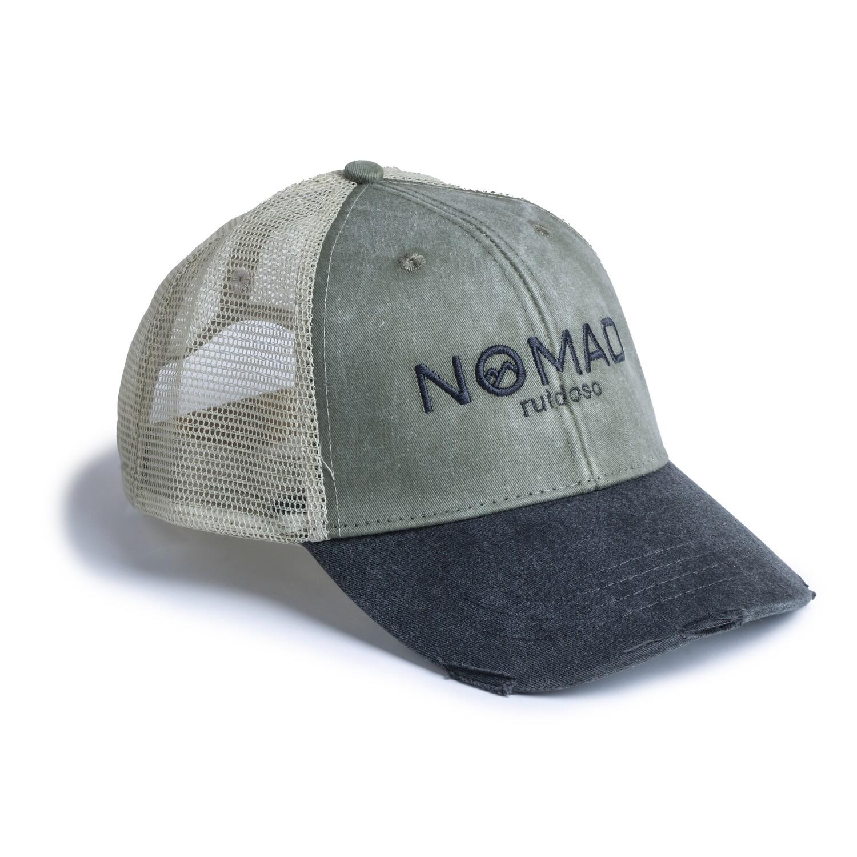 Nomad Hat Green/Black