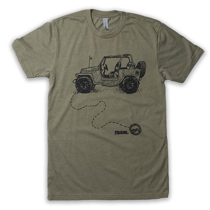 Nomad SS Roam Jeep GRN