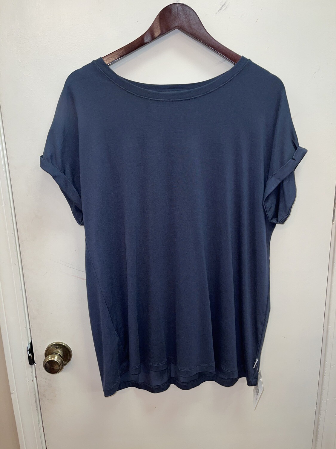 Boody: Downtime Lounge Top Navy