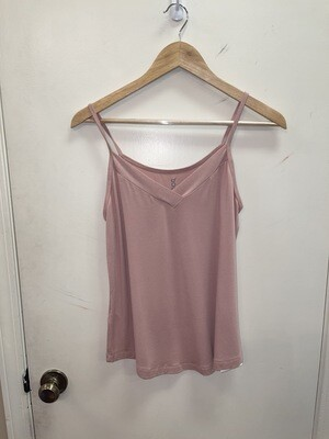 Boody: goodnight sleep cami dusty pink