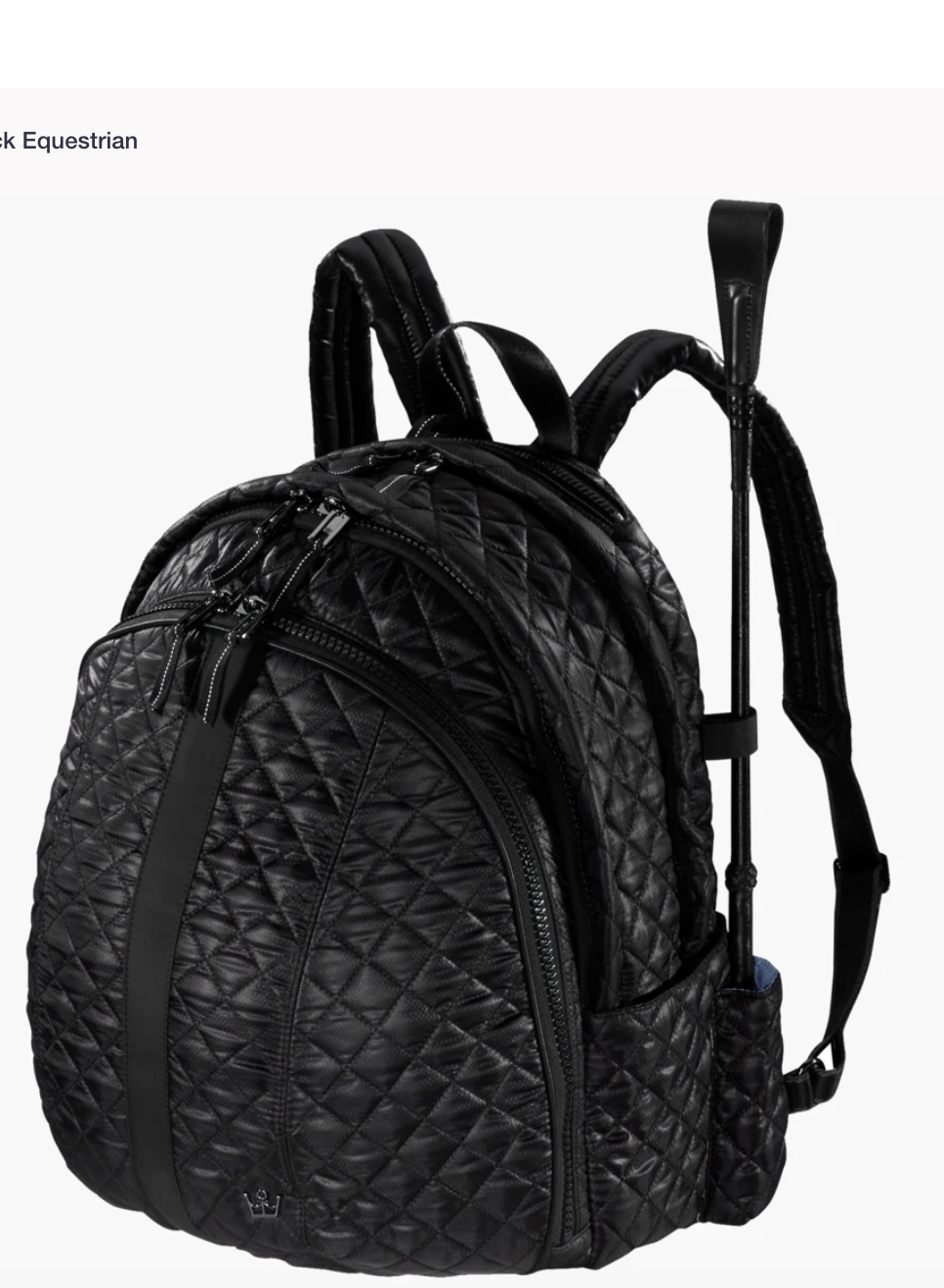 Oliver Thomas: 24+7 Riding Backpack Equestrian