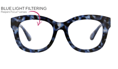 Peepers: Center Stage Navy