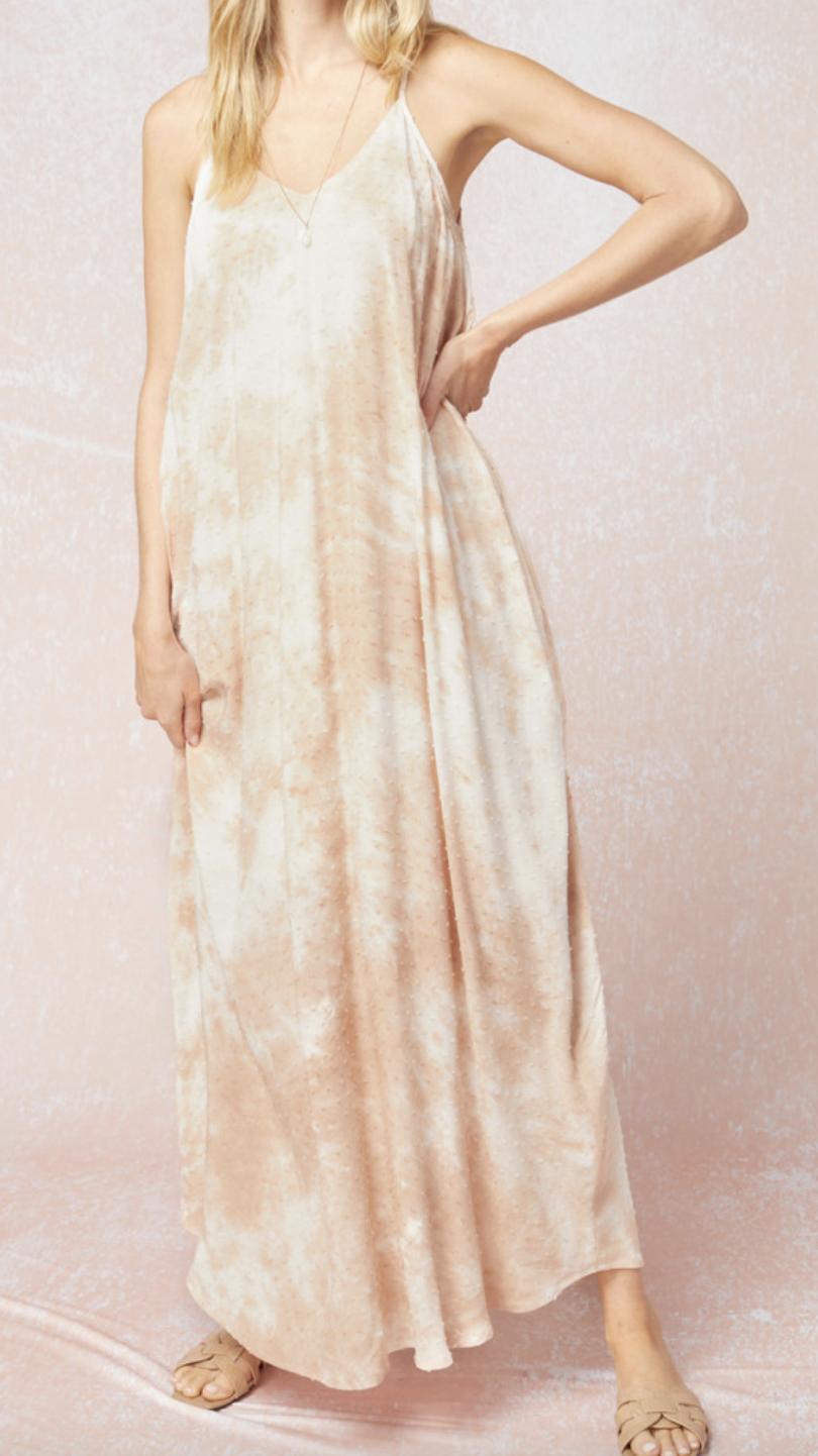 Entro: Maxi Dress