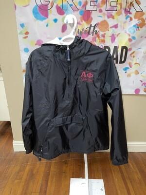 Sorority Rain Jacket: APhi