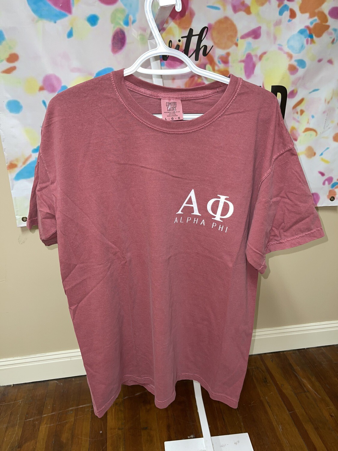 Star SS T-Shirt: APhi