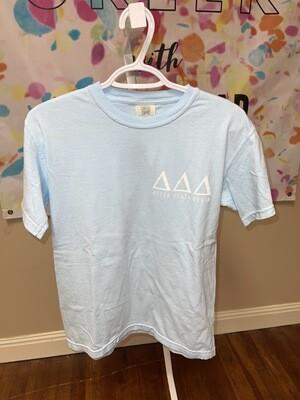Star SS T-Shirt: Tri Delt