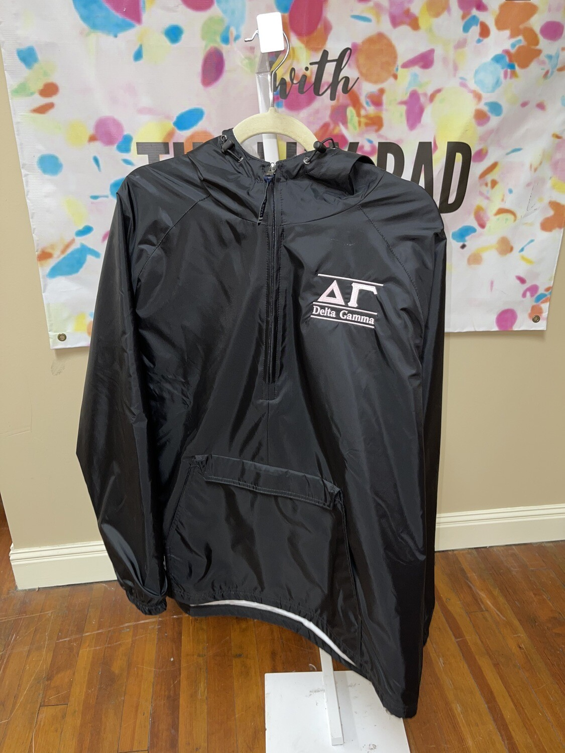 Sorority Rain Jacket: dg