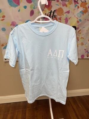 Star SS T-Shirt: ADPI