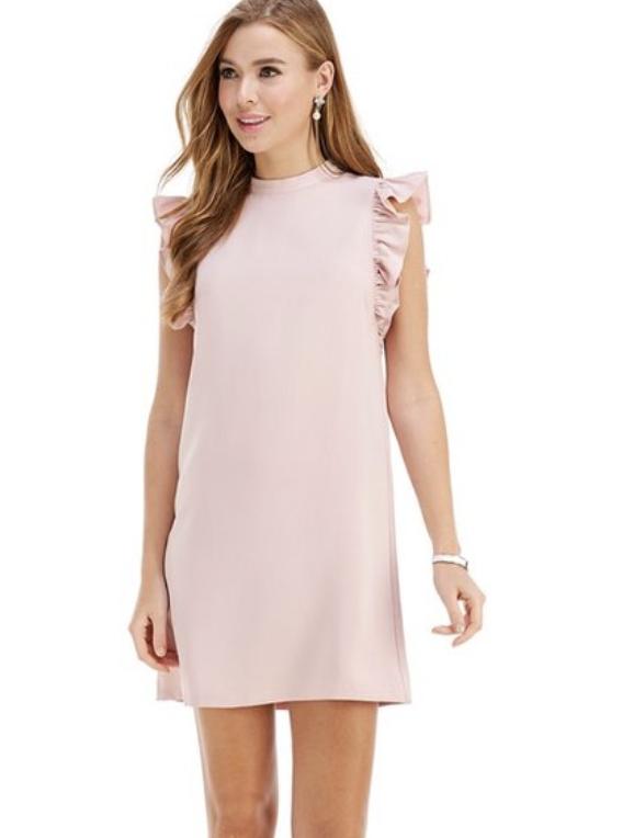 TCEC: mauve dress