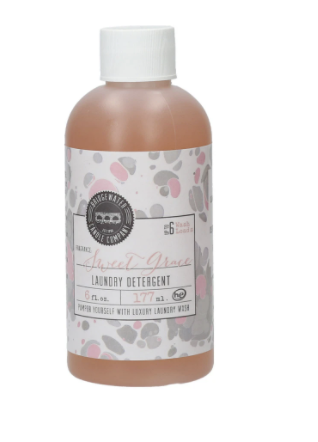 Sweet Grace: Small Laundry Detergent
