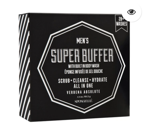 Spongelle: Mens Super Buffer