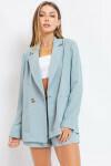Lelis: Blue Blazer