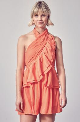 DO+BE: Halter Neck Dress