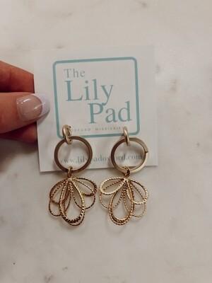 Earrings: Patties