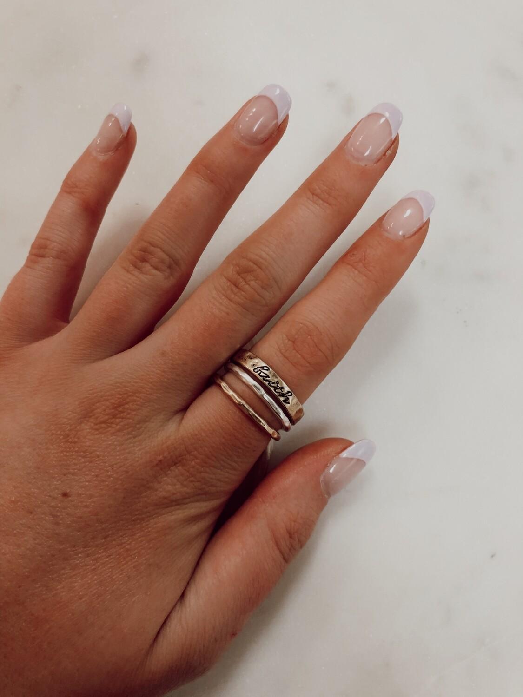 Faith Ring: Size 8