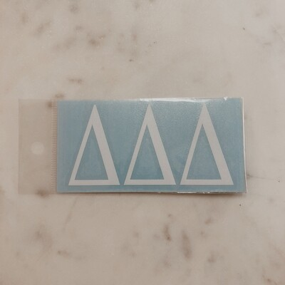 Sorority Decal