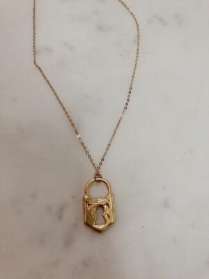 Necklace: Lock It