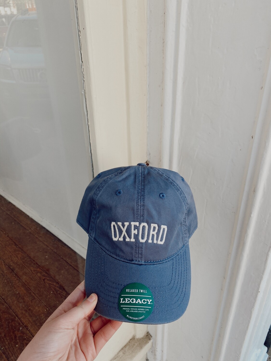 Oxford Hat