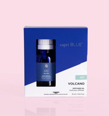Volcano: diffuser oil