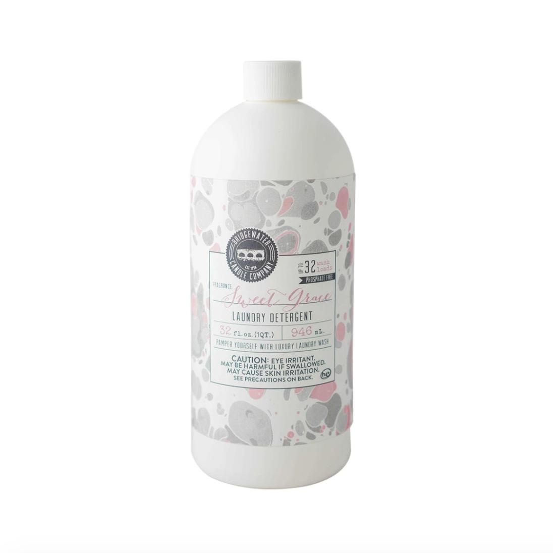 Sweet Grace: Laundry Detergent