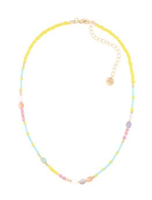 LIZAS: Short Necklace