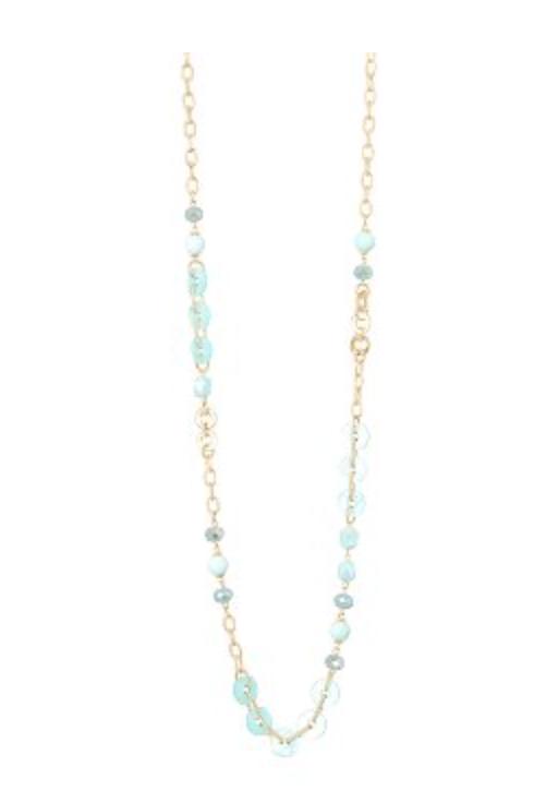 LIZAS: Long Necklace