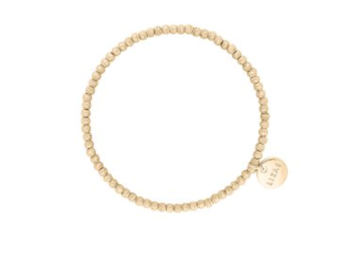 LIZAS: Livingston Bracelet Gold