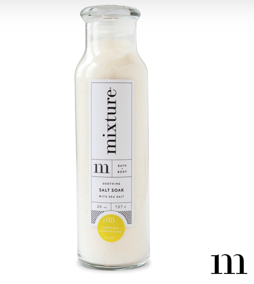 Mixture: Salt Soak